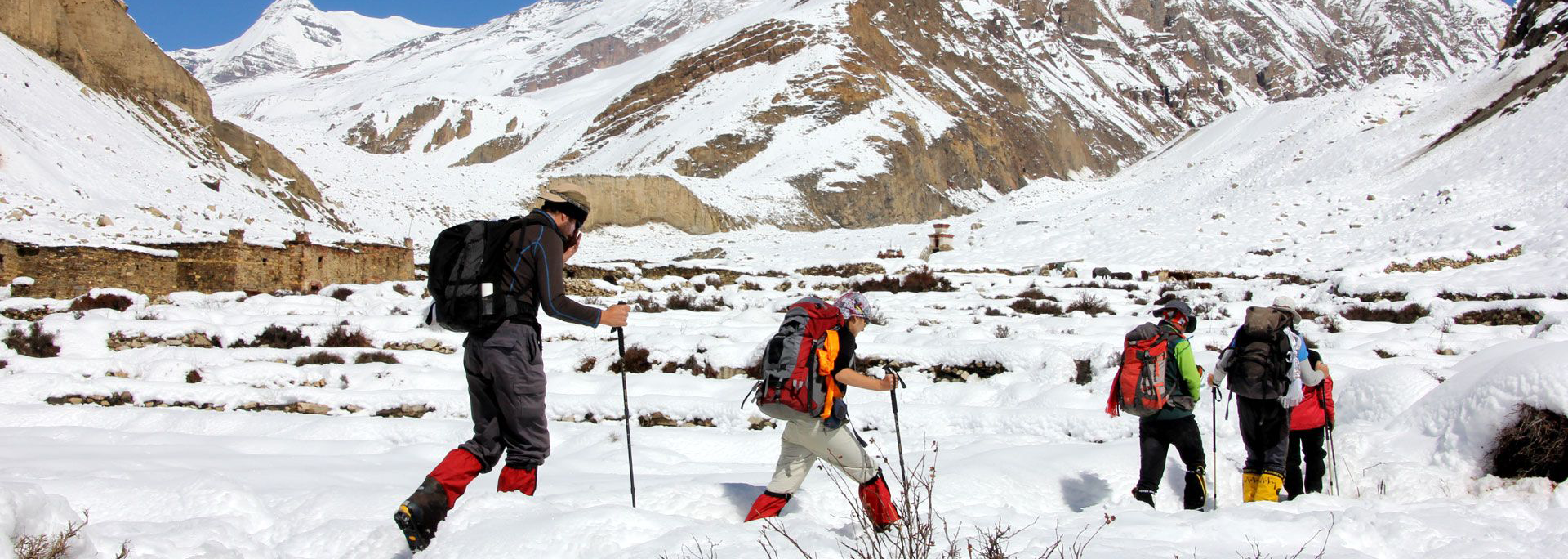 Discover adventures in the Himalayas!