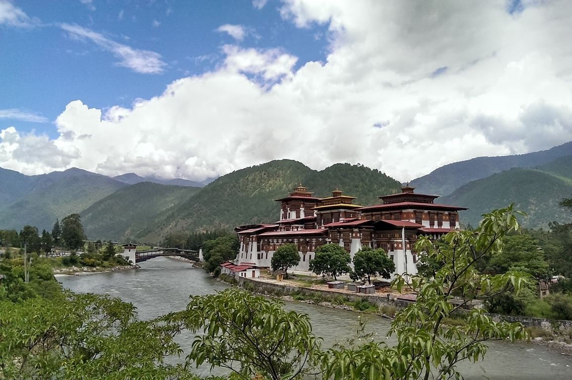 5nights 6Days Bhutan Inspiring Tour – Fly in/out